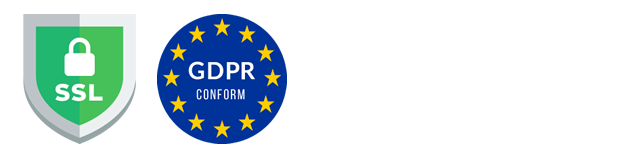 SSL HTTPS Secure Certificate, GDPR Compilance
