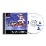 Sony PlayStation 1 PSX The Adventures of Alundra PAL (EUR) front cd
